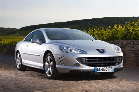 Peugeot 407 Coupe by 2009 Peugeot 407 Coupe Top Speed