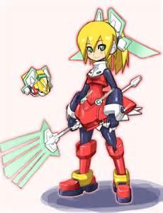 Mega Man Roll