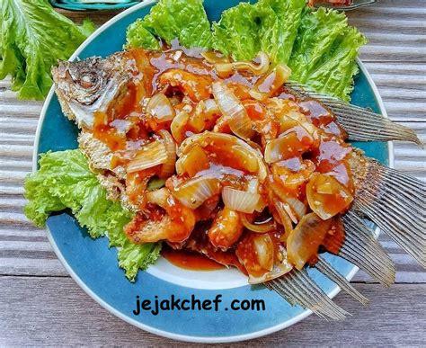 Sup ikan gurame segar gurih bebas amis praktis resep resepkoki. Gurame Saus Padang Ala Restoran : Resep Masakan Ikan Gurame Saus Padang : Kali ini saya akan ...