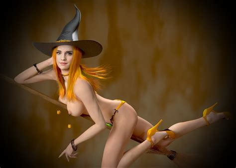 Nude Witch Image Witch Porn Cartoons | CLOUDY GIRL PICS