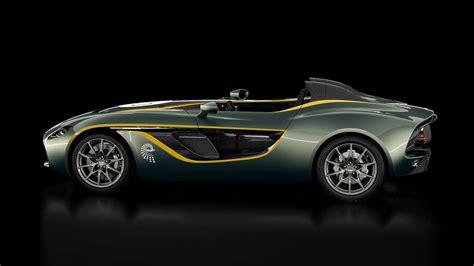 Aston Martin Cc100 Speedster Design Is This