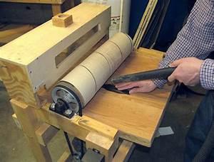 Pat Hawley's thickness sander