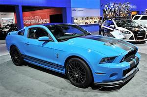 2013 Ford Shelby GT500 looks angry, wants out - Autoblog