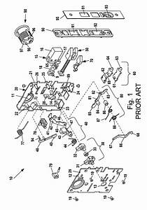 Patent Us8292336 - Mortise Lock Assembly