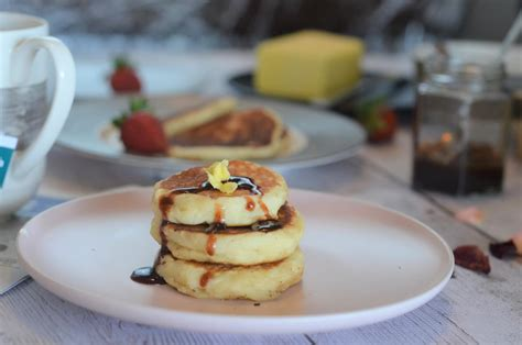 easy gluten  pikelets champagne gumboots