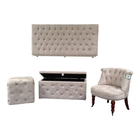 double size chair with ottoman bedroom chairs kensington bedroom set double headboard