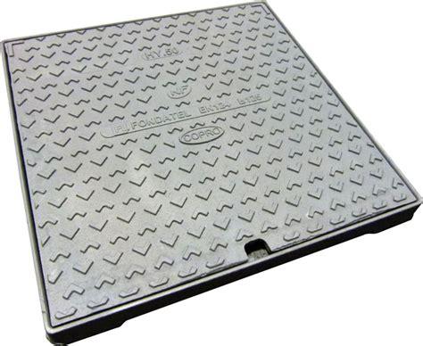 fondatel voirie regard hydraulique en fonte cadre carr 233 b125 70x70 cm point p