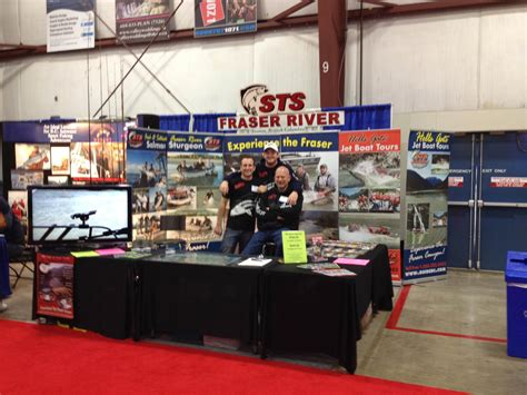 Boat Shrink Wrap Vancouver Bc by Bc Boat Show Wrap Up And To Edmonton Fishing Vancouver