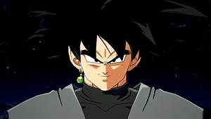 Rose All Day With Goku Black in Dragon Ball FighterZ