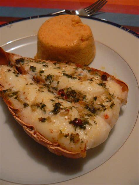 cuisiner la langouste queues de langoustes grillées ma p 39 tite cuisine