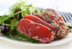 Yellowfin Tuna |Sashimi - Ready | Saku Block | Great ...