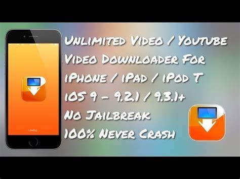 best video downloader for iphone best unlimited video downloader ios 10 10 2 1 10 3 Best