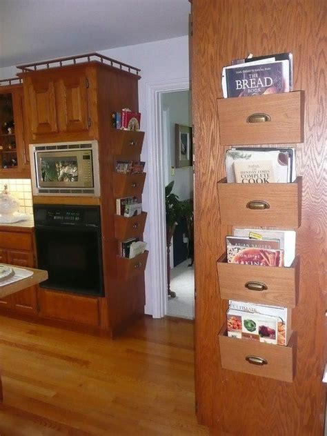 kitchen cookbook storage 1000 images about cookbook bookshelves on 3411