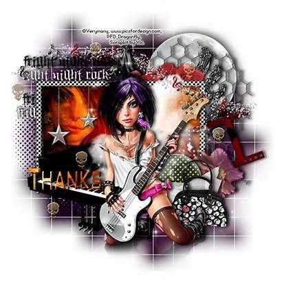 Psp Tube Tutorial Guitar Hero Night Verymany