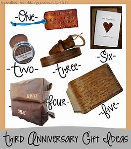 third anniversary leather gift ideas for him etsy finds With 3rd anniversary wedding gift