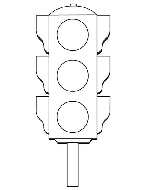 traffic light worksheet traffic light coloring worksheets kıds 5 171 funnycrafts