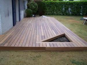 comment faire une terrasse en bois pas cher faire une With faire une terrasse en bois pas cher