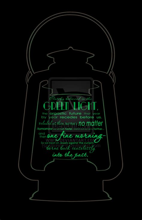 Gatsby Believed In The Green Light by Gatsby Believed In The Green Light By Slave2f8 On Deviantart