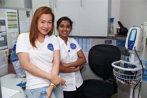 health day at bureau veritas cure centers