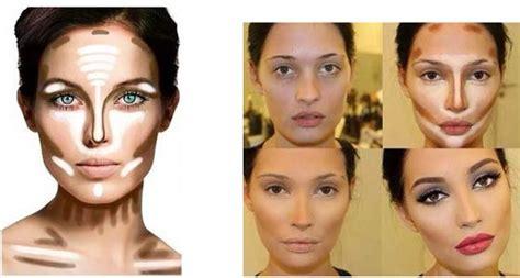 Скульптурирование лица что и чем?