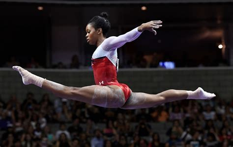 Gabby Douglas May Not Have Performed Her Best, But She's