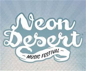 Neon Desert Music Festival 2016 in El Paso TX USA