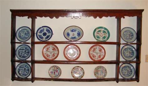 english oak hanging shelfplate rack  sale antiquescom classifieds