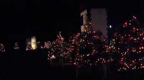 2 slater park winter wonderland mcdermott christmas tree