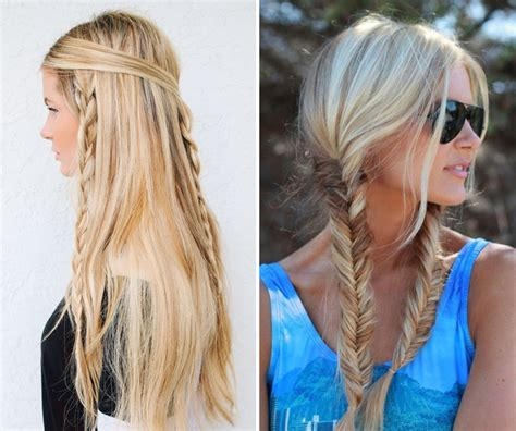70s Hippie Hairstyles by 10 Summer Hairstyles For Any Occasion