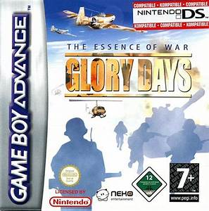 Glory Days Sur Gameboy Advance Jeuxvideocom
