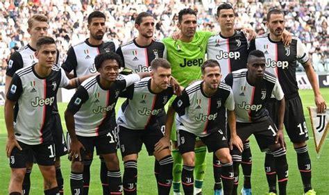 Juventus Players 2019/2020 Weekly Wages, Salaries Revealed
