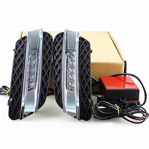 Car Specific Accessory Drl Led Daytime Running Light For