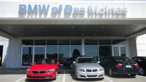 Bmw Of Des Moines  Urbandale, Ia 50322 Car Dealership