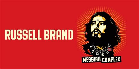 russell brand messiah complex russell brand messiah complex comedy central stand up