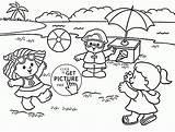 Coloring Seasons Drawing Printable Playing Season Sheets Sun Funny Getdrawings Printables Winter Under Popular Visit Kid Coloringhome sketch template
