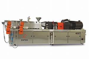 Entek to showcase 33-mm and high-output 73-mm twin-screw ...