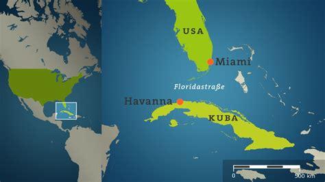 Historische Annäherung : USA und Kuba wieder mit ...