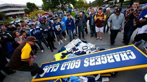 A Day Of Reckoning For Chargers, Fans And San Diego