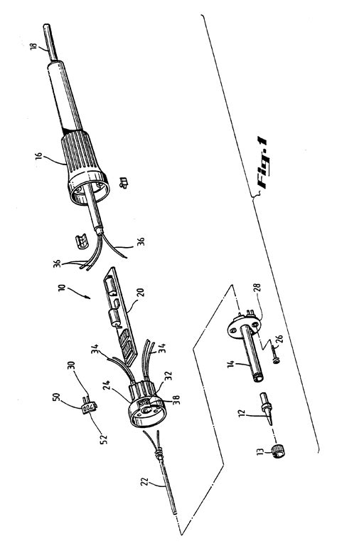 patent ep0346327b1 temperature controlled soldering iron with temperature setting established