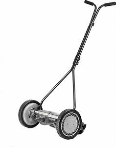 5  Best Manual Lawn Mowers  Reviews  U0026 Ratings For 2020