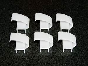 Küchen Sockelleisten Befestigung : 6x schiebeklammer sockelhalter f r 16 mm k chensockel ~ Watch28wear.com Haus und Dekorationen