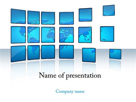 screens powerpoint template
