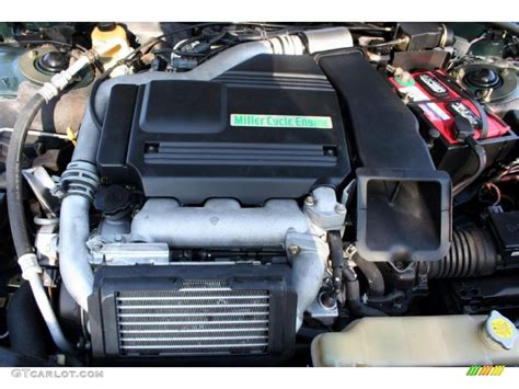2002 Mazda Millenia Engine by 2002 Mazda Millenia S Engine Photos Gtcarlot