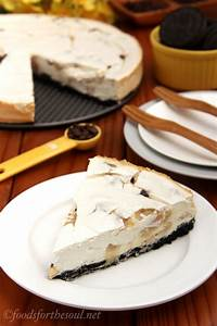 Chocolate Chip Cookie Dough Cheesecake | Amy's Healthy Baking