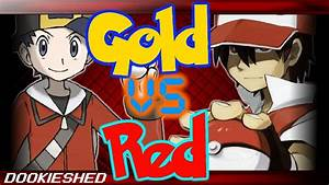 The Truth about RED and GOLD's Epic Pokémon Battle - YouTube