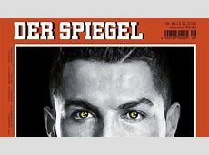 Real Madrid 'Der Spiegel' accuses Cristiano Ronaldo of tax