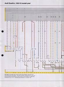 May 1980 Audi Quattro Wiring Diagrams