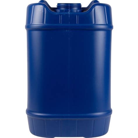 5 gallon 20l blue plastic tight ter evident 70mm 6tpi no vent stem movable handle