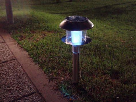 lamparas solares  el jardin de la casa gadgets curiosos