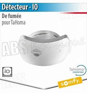 Detecteur De Fumée : d tecteur de fum e io pour tahoma ~ Melissatoandfro.com Idées de Décoration